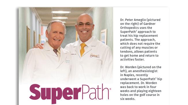 SuperPath® Patient Seminar | MicroPort Orthopedics